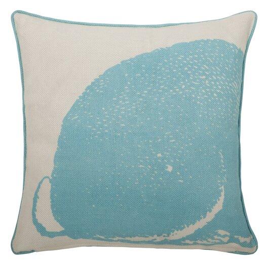 Thomas Paul Bunny Linen Pillow