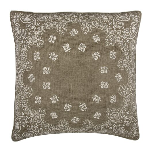 Fragments Bandana Pillow