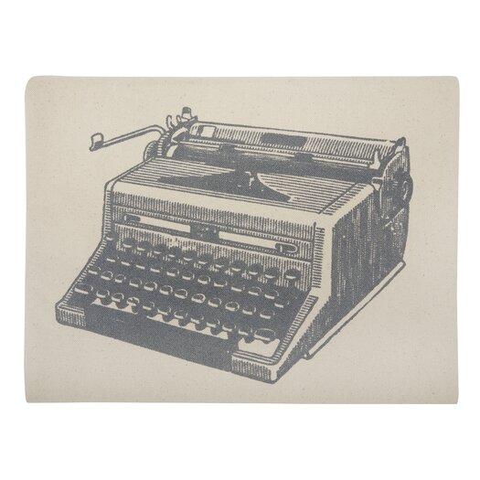Thomas Paul Typewriter Ipad Envelope
