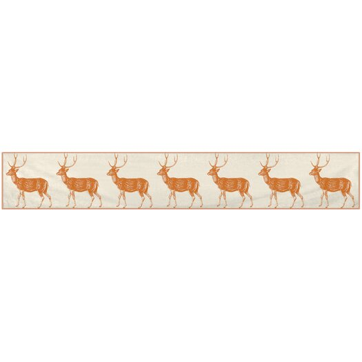 Thomas Paul Deer Wool Scarf