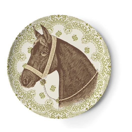 "Thomas Paul Ranchero 9"" Side Plates"