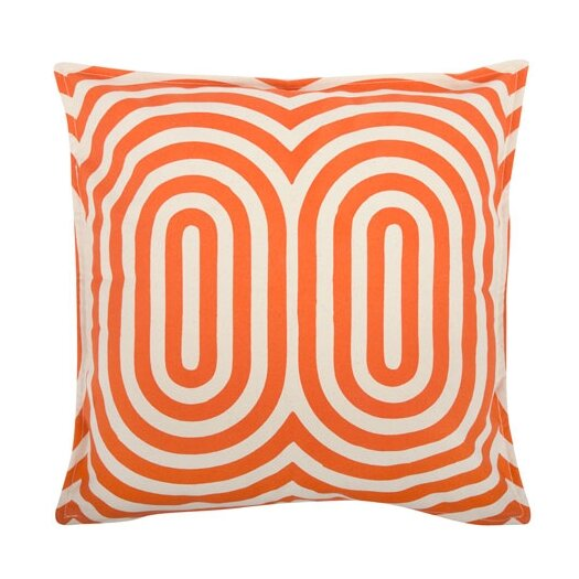 "Thomas Paul 18"" Geometric Pillow"