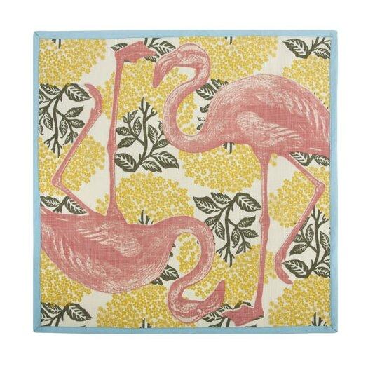 Thomas Paul Flamingo Napkin