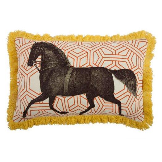 Horse 12x20 Pillow
