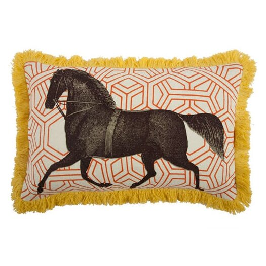Thomas Paul Horse 12x20 Pillow