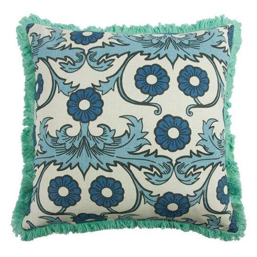 "Thomas Paul 22"" Scroll Pillow"