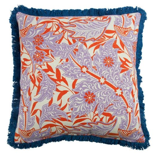 "Thomas Paul 22"" Calico Pillow"