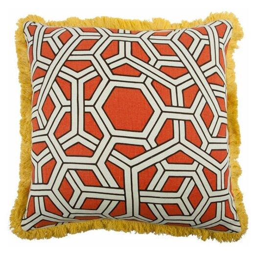 "Thomas Paul 22"" Hexagon Pillow"