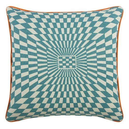 "Thomas Paul 18"" Opticbot Botany Pillow"
