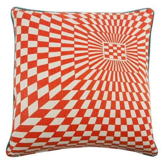 "Thomas Paul 22"" Opticbot Pillow"