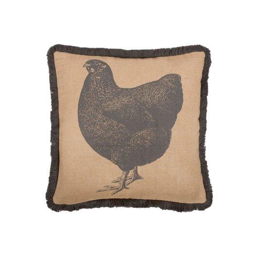 "Thomas Paul 18"" Hen Pillow"