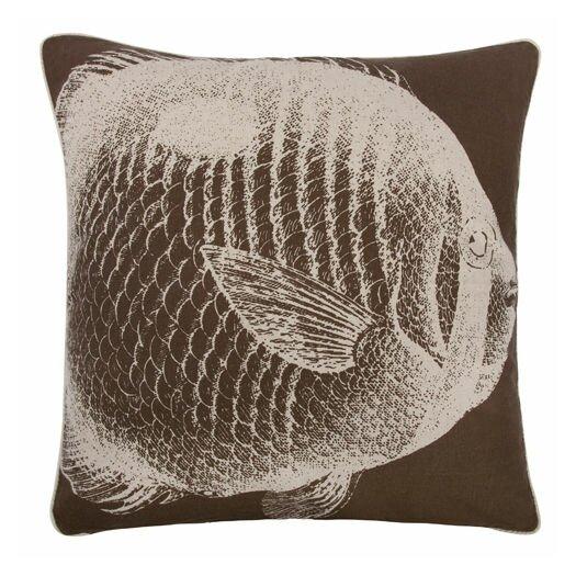 """Thomas Paul 22"""" Fish Pillow"""