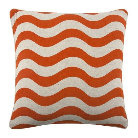 "Thomas Paul 18"" Goldfish Pillow"