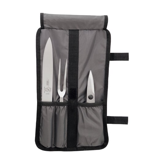 Mercer Cutlery Genesis 4 Piece Forged Knife Carving Set