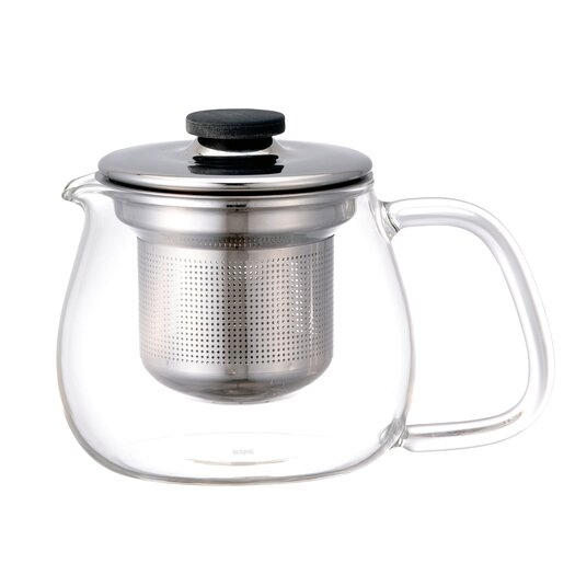 Unitea Tea Pot Stainless Steel Set