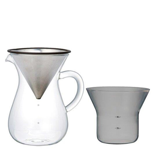 Slow Coffee 2.5 Cup Coffee Carafe Set
