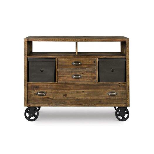 Magnussen Furniture Braxton 3 Drawer Media Chest