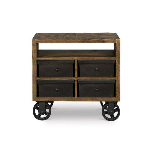 Magnussen Furniture Braxton 4 Drawer Nightstand