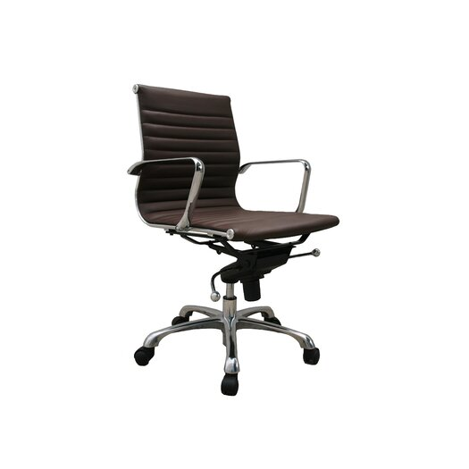 Comfy Low Back Office Chair