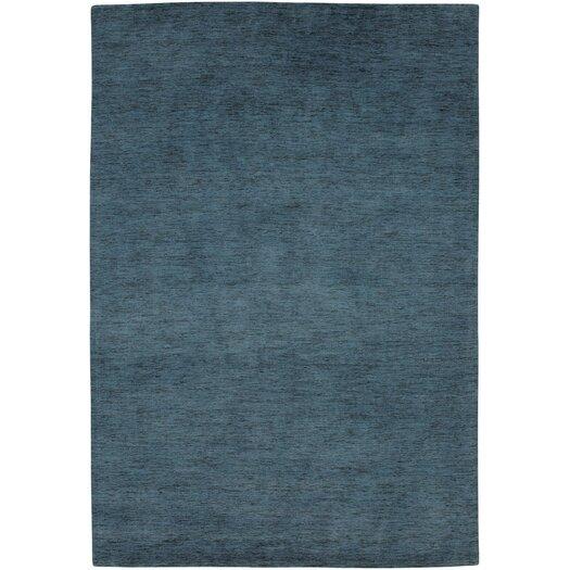 Couristan Mystique Aura Blue Mercury Area Rug
