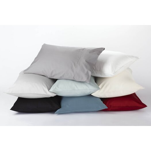 Coyuchi Sateen Pillowcase