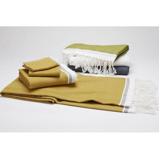 Coyuchi Mediterranean Bath Towel I