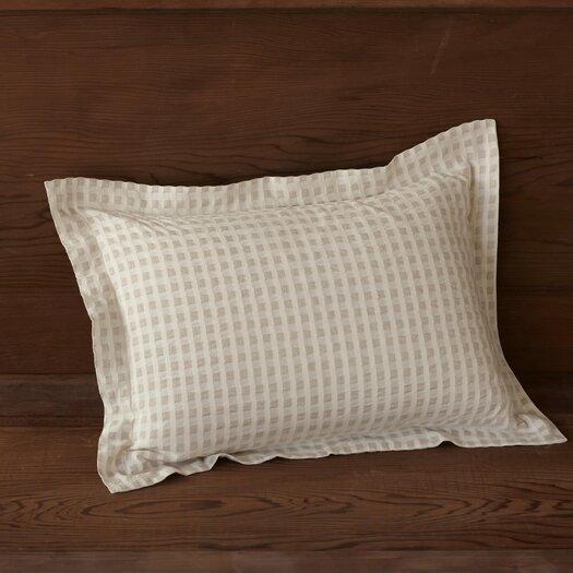 Coyuchi Birch Cotton and Linen Sham