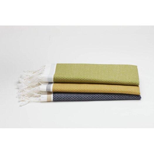Coyuchi Mediterranean Hand Towel
