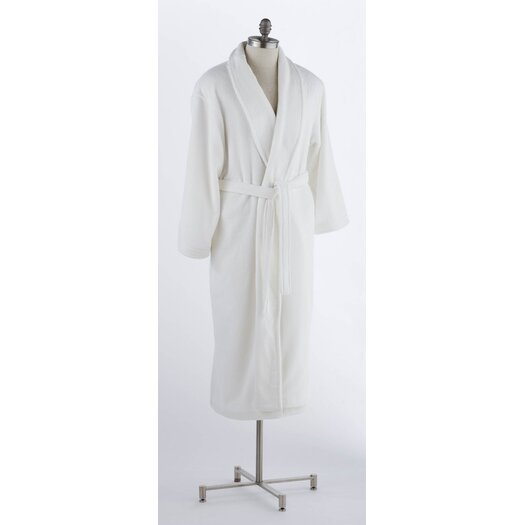 Coyuchi Men's Grand Velour Robe