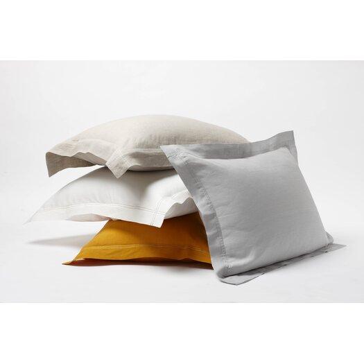 Coyuchi Relaxed Linen Sham