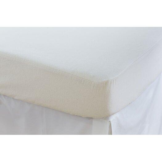 "Coyuchi Bedding Essentials 15"" Crib Mattress Protector"