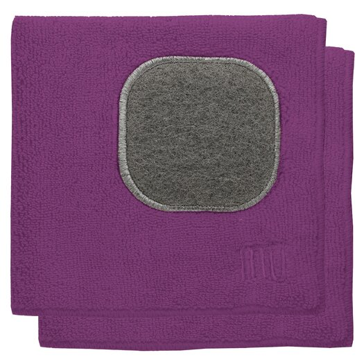 MU Kitchen Dishcloths with Scrubber
