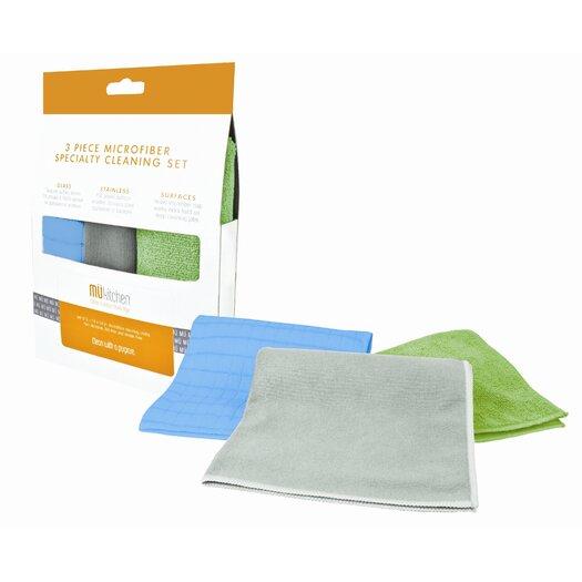 MU Kitchen MUmicro Specialty Cleaning Set