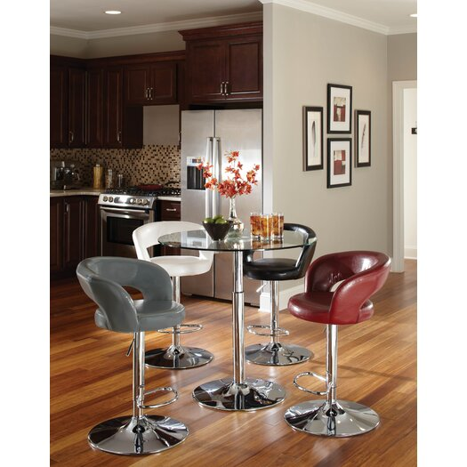 Standard Furniture Cosmo Adjustable Height Bar Stool