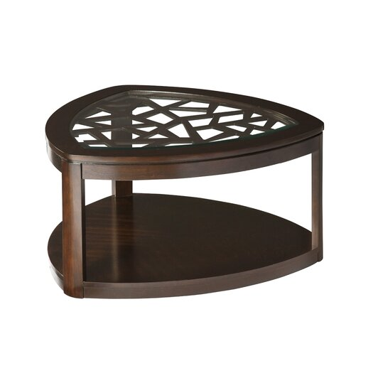 Standard Furniture Crackle Coffee Table