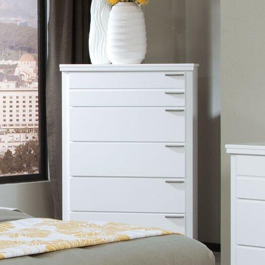 Standard Furniture Metropolitan 5 Drawer Chest