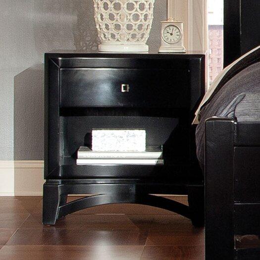 Standard Furniture Memphis 1 Drawer Nightstand