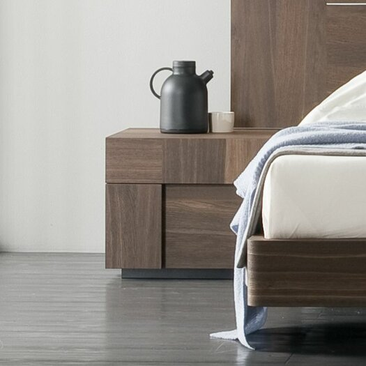 Air 2 Drawer Left Nightstand