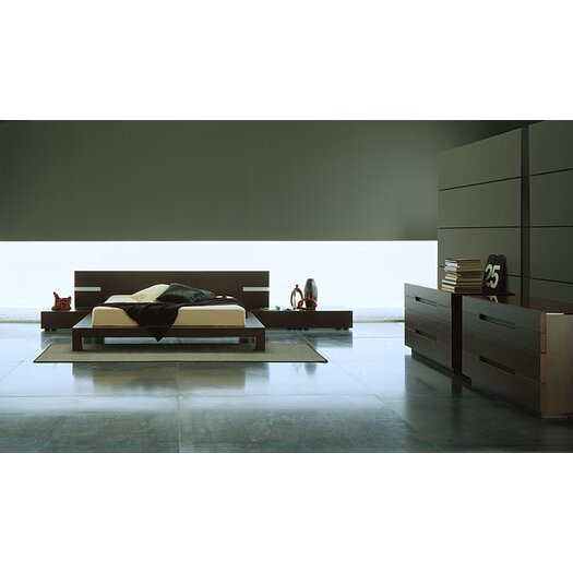 Rossetto USA Win Platform Bed