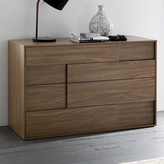 Rossetto USA Cloud Square 4 Drawer Dresser