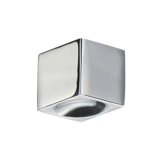 "Smedbo Beslagsboden 0.625"" Cube Knob"