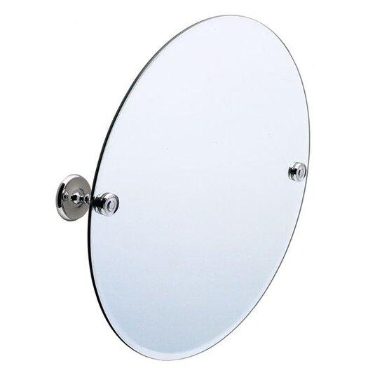 Smedbo Villa Oval Bathroom Mirror