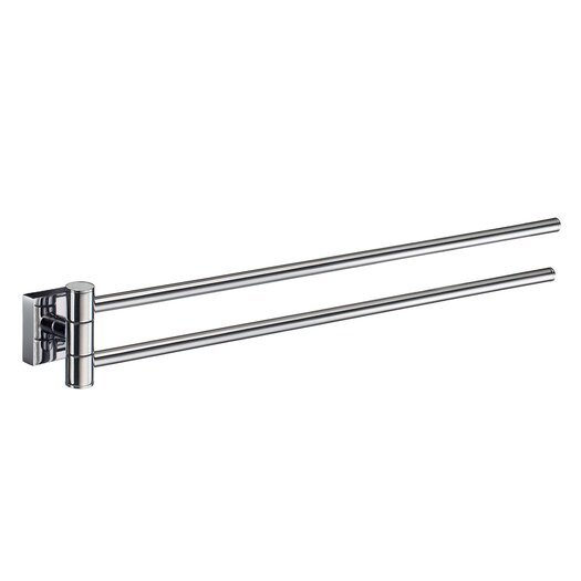 Smedbo House Swing Arm Wall Mounted Towel Rail