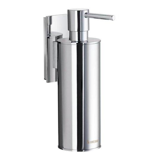 Smedbo Pool Soap Dispenser Wallmount