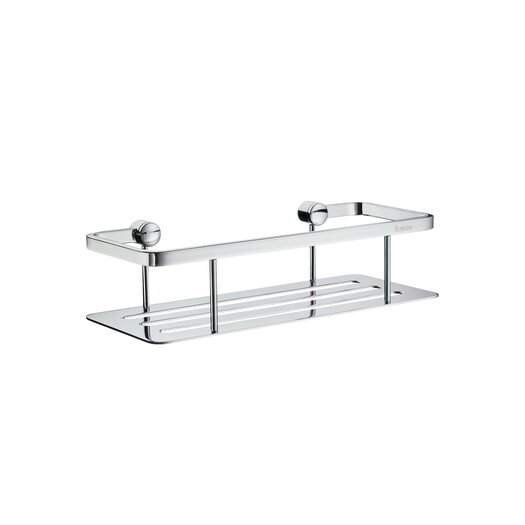 Smedbo Air Soap Basket in Polished Chrome