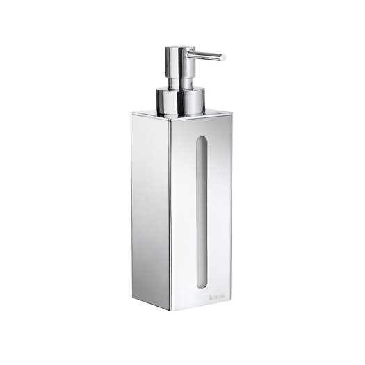Smedbo Outline Soap and Lotion Dispenser