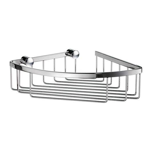 Smedbo Sideline Corner Triangular Soap Basket
