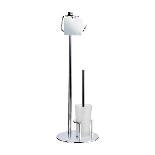Smedbo Outline Free Standing Toilet Roll Holder