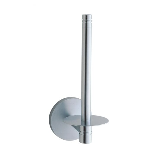 Smedbo Studio Wall Mounted Spare Toilet Roll Holder