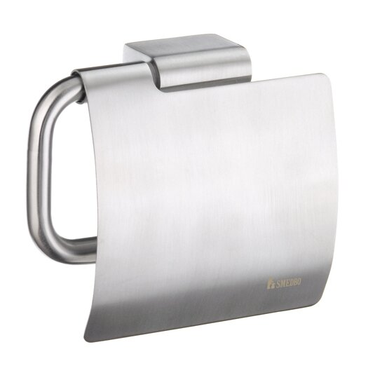 Smedbo Spa Wall Mounted Toilet Roll Holder
